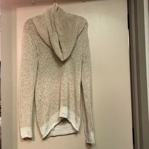 Michael Stars cream knit sweater